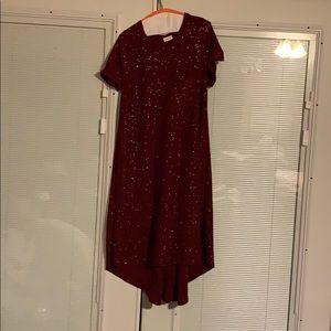 Lularoe Elegance dress